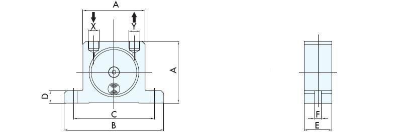 Wibratory kulkowe typu S