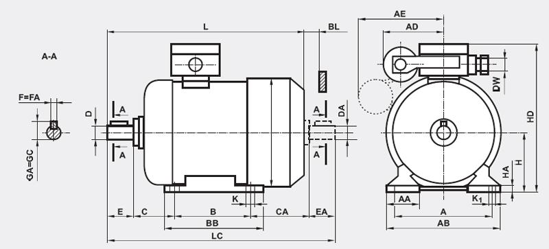 Silniki indukcyjne 1-fazowe, 71