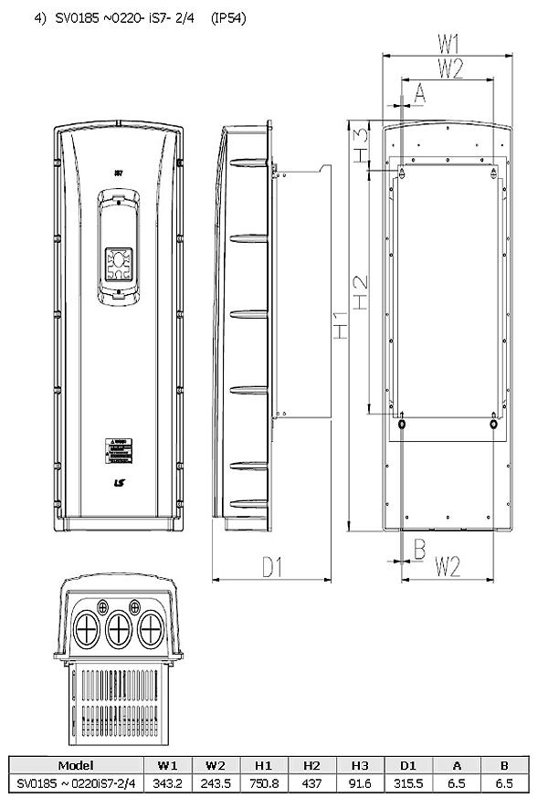 220is7-ip54